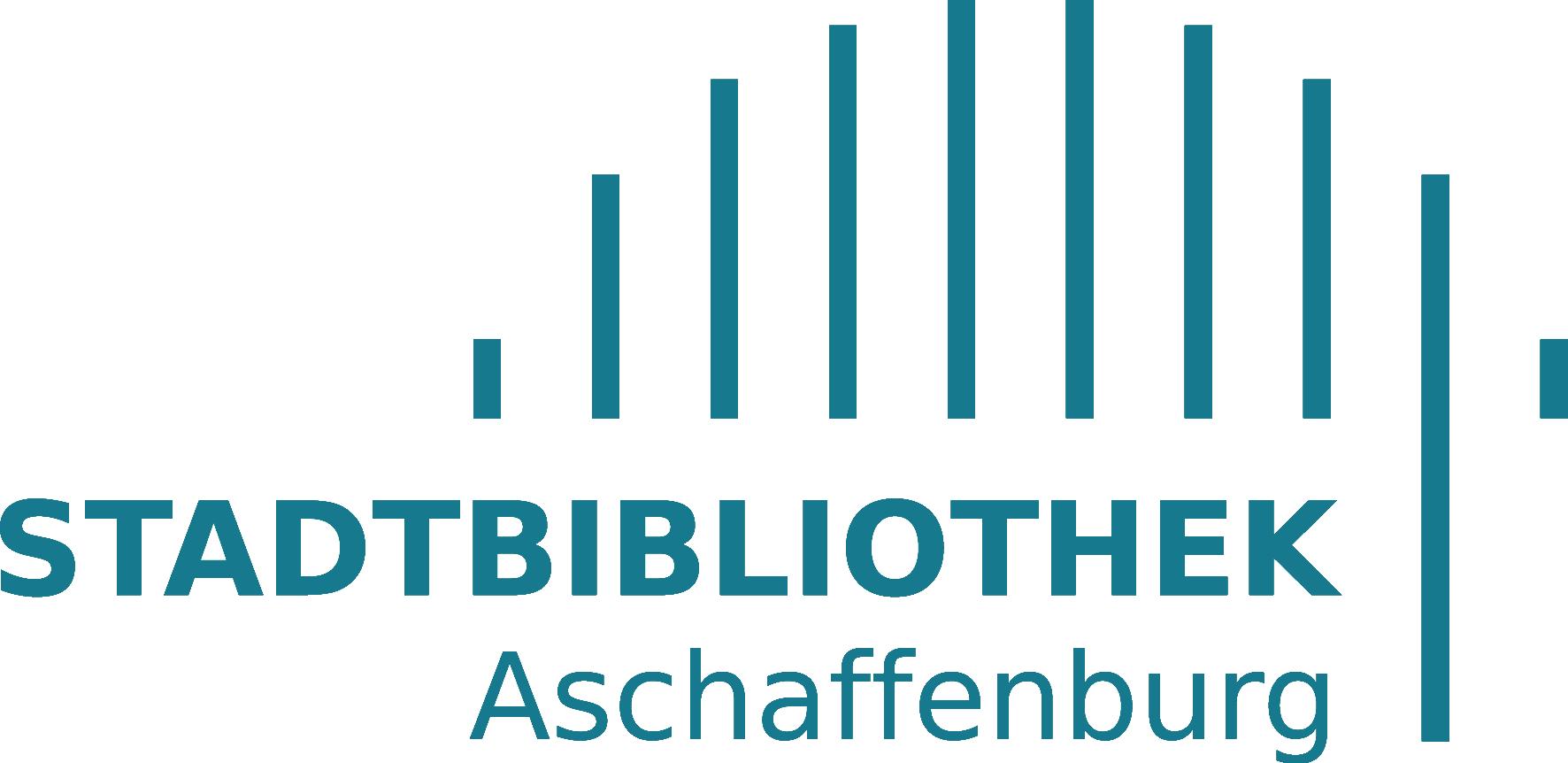 Logo mit dem Schriftzug Stadtbibliothek Aschaffenburg