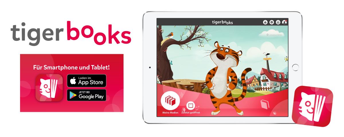 Tigerbooks App